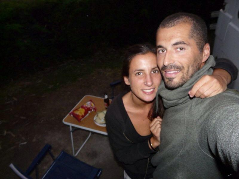 Mikel y Ane